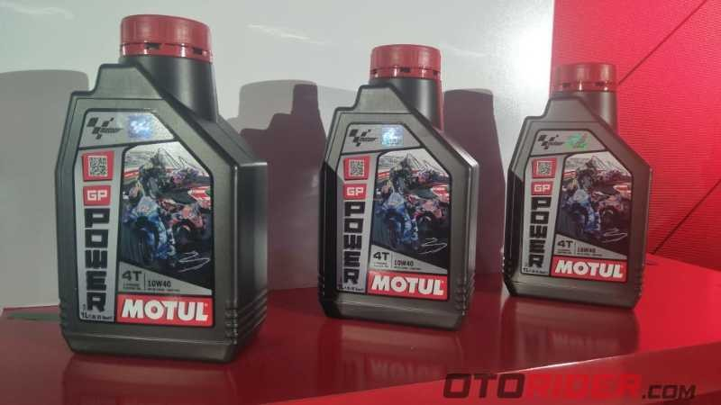 Motul GP Power dan GP Matic