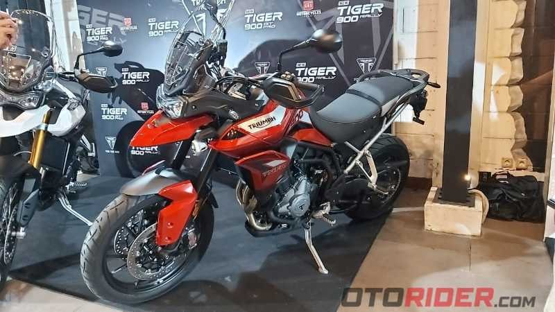 New Triumph Tiger 900 GT Pro & Rally