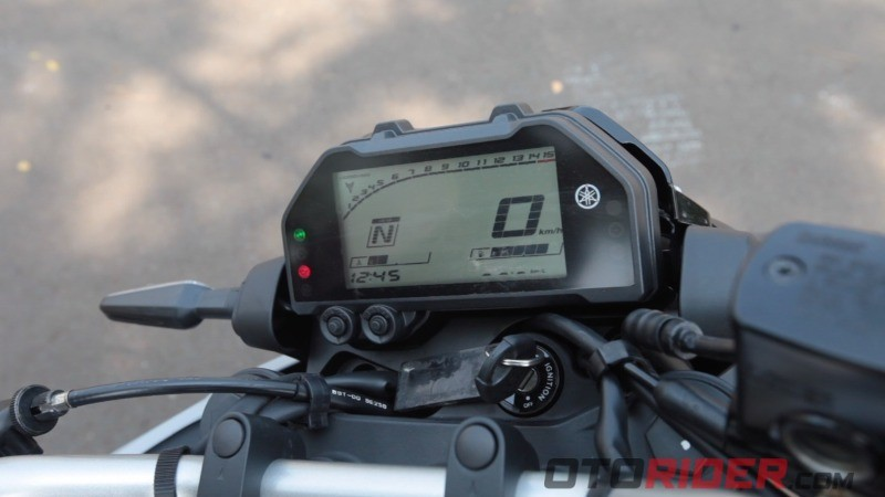 Panel instrumen/ Speedo meter Yamaha MT-25