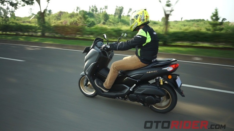 Panning Yamaha All New NMax 2020