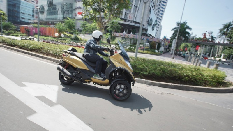 Piaggio MP3 500 HPE Sport Advance
