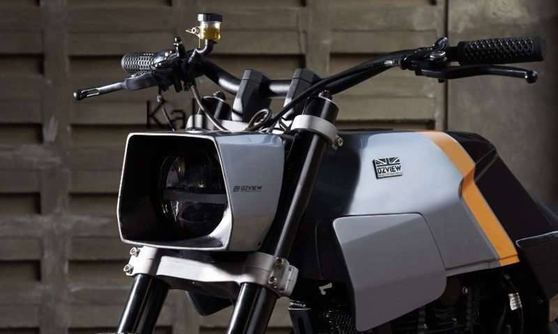 Royal Enfield Himalayan modifikasi .02View