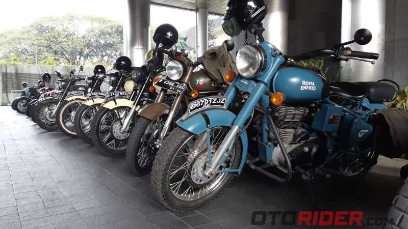 Royal Enfield Jamboree 2019
