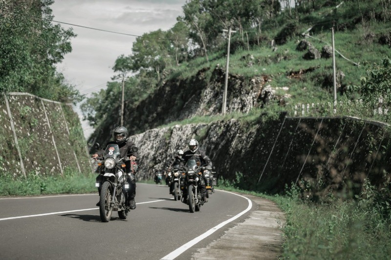Royal Enfield Tour of Indonesia