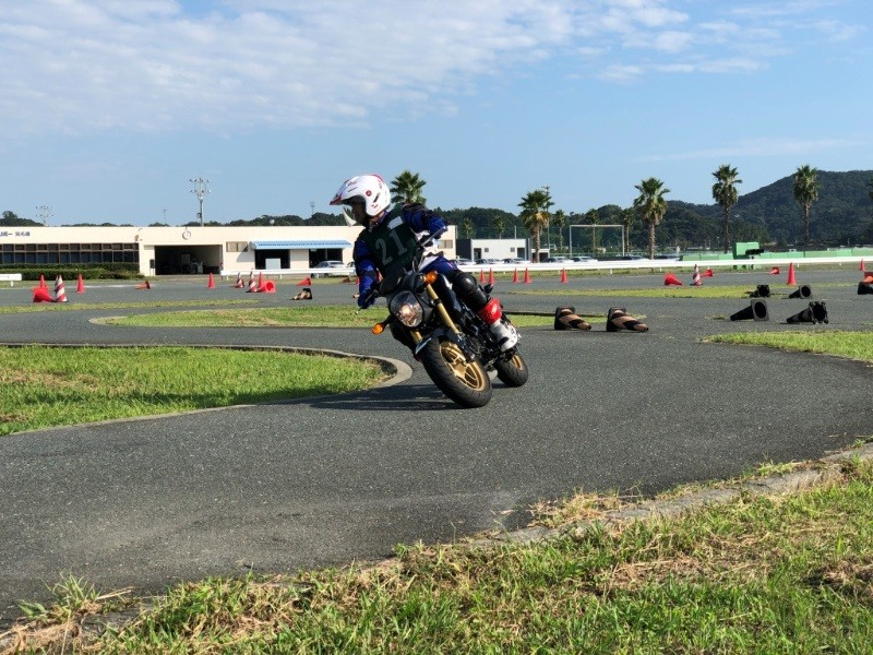 Safety RIding AHM Japan Safety Instructor Competition 2019