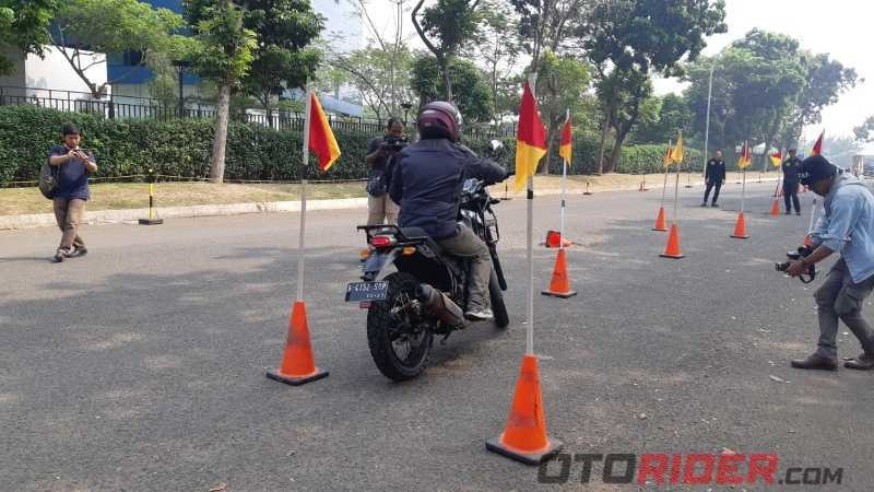Safety Riding Royal Enfield Indonesia