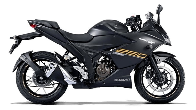 Suzuki All New Gixxer SF 250 2021
