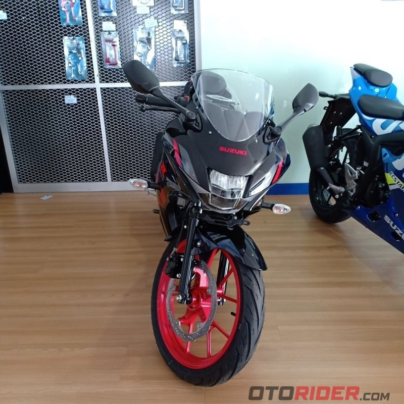 Suzuki GSX R150 ABS