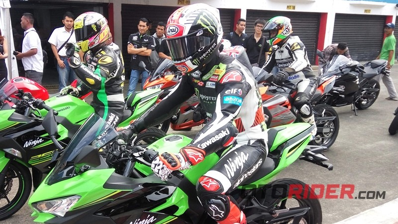 Test Ride All New Ninja 250