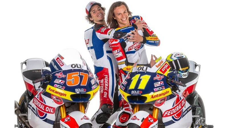 Tim Federal Oil Gresini Moto2