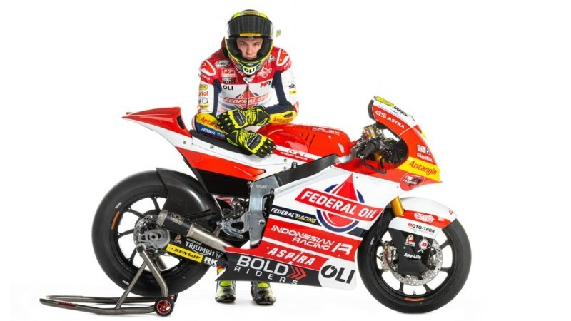 Tim Indonesian Racing Moto2 dan Moto3 2021