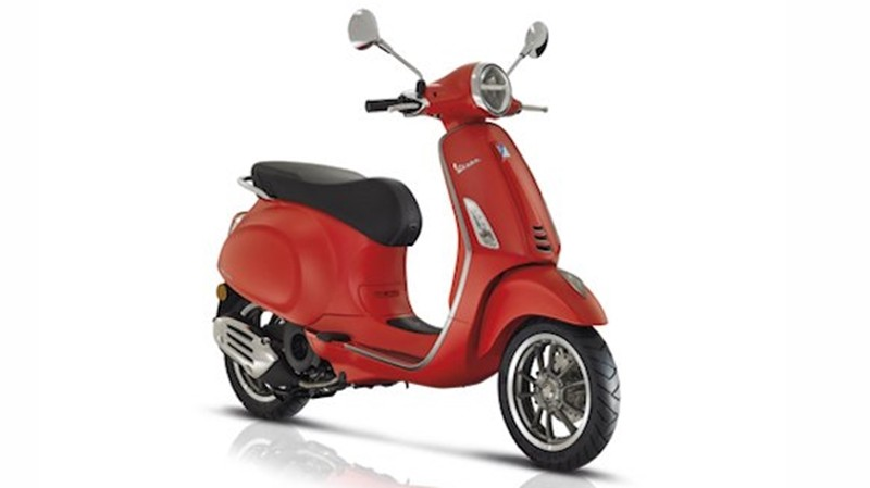 Vespa Primavera 50th