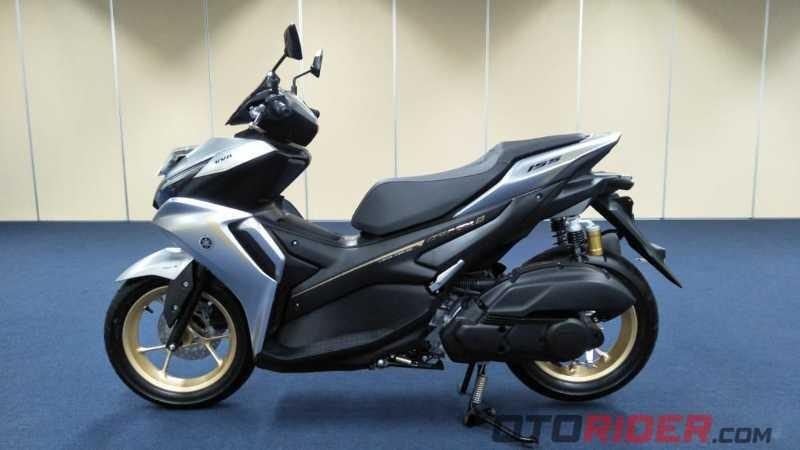 Yamaha All New Aerox 155 Connected/ Aerox 155 Baru