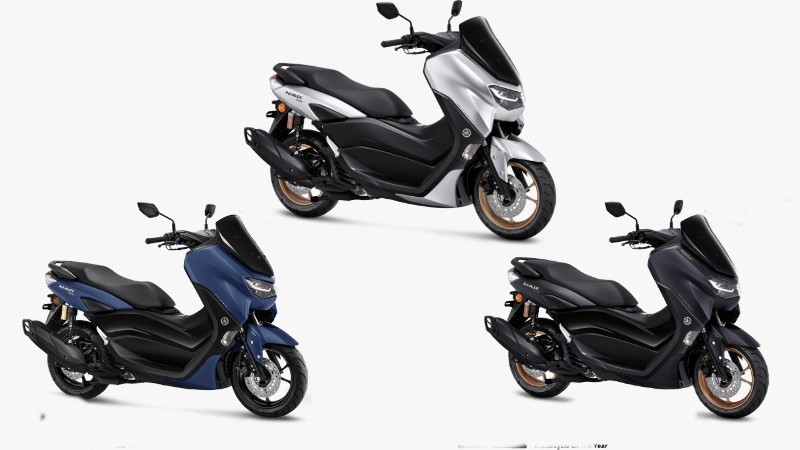 Yamaha All New NMax 155 Connected/ABS Prestige Silver