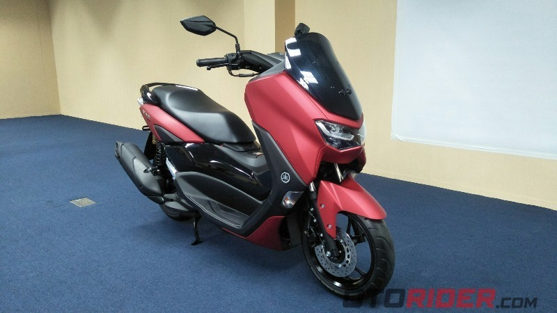 Yamaha All New NMax 155 Connected