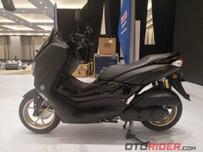 Yamaha all new nmax 155