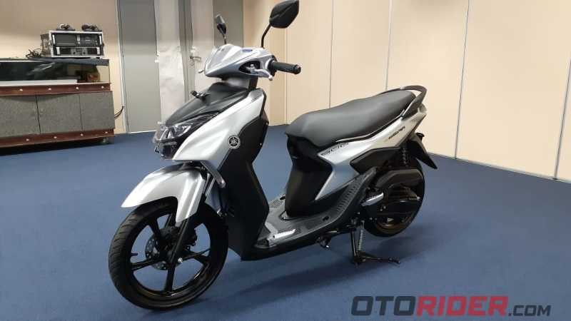 Selisih Rp 600 Ribuan Apa Beda Yamaha Gear 125 Standard Dan S