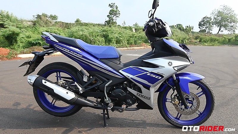 Yamaha MX King 2016