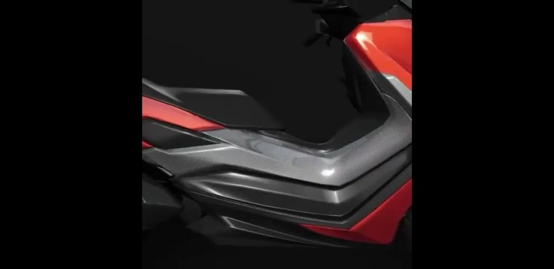 Yamaha NMax Render Video